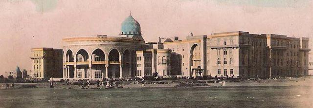 Heliopolis Palace Hotel Cairo