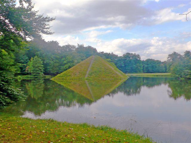 Pückler Pyramide in Brandenburg