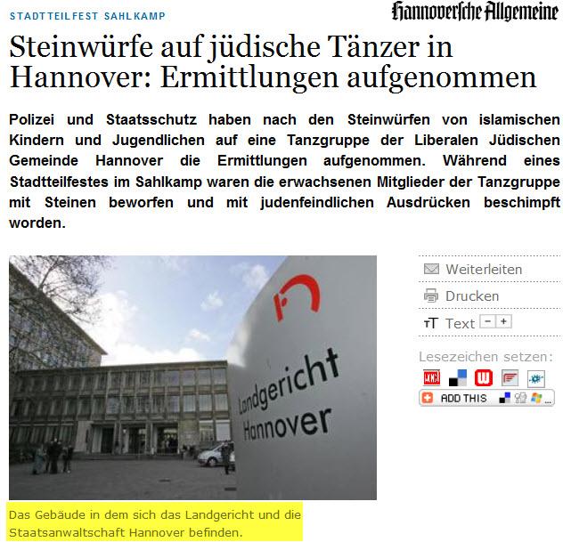 Hannoversche allgemeine er sucht sie